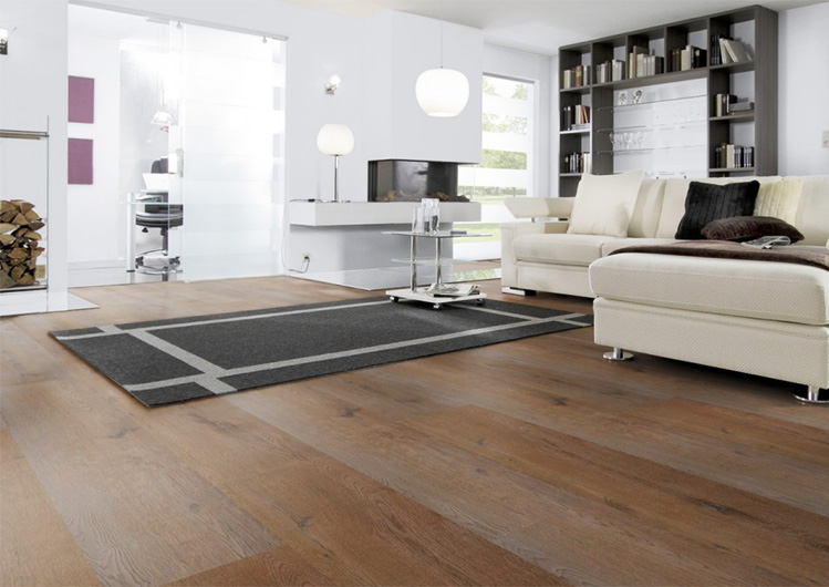 Wineo LVT Intuition Oak Brown 00130