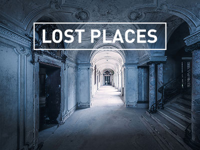 Fototapeedid Komar LOST PLACES