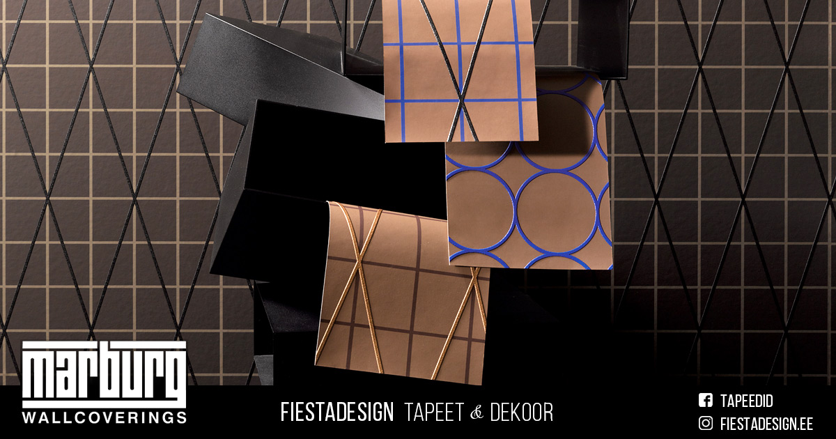 Tapeedid ja seinakatted MARBURG Wallcoverings