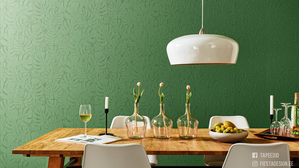 Tapeet Patent Decor Green Label